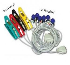الکترود های ECG